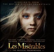 Various Artists, Les Misérables: Highlights From The Motion Picture Soundtrack [OST] (CD)