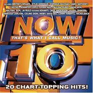Various Artists, Now That's What I Call Music! Vol. 10 (CD)