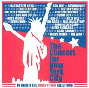Various Artists, The Concert For New York City (CD)