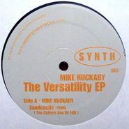 """Mike Huckaby, Versatility Ep (12"""")"""