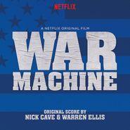 Nick Cave, War Machine [OST] [Blue Color] (LP)