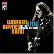 Warren Haynes, Live At the Moody Theater (CD)
