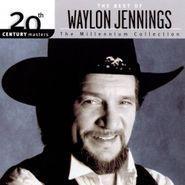 Waylon Jennings, The Best of Waylon Jennings: 20th Century Masters - The Millennium Collection (CD)