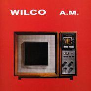 "Wilco, A.M. [""Vinyl Me, Please"" Red Tangerine 180 Gram Vinyl Issue] (LP)"