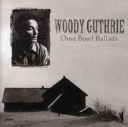 Woody Guthrie, Dust Bowl Ballads (CD)