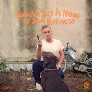 morrissey world peace is none of your business lp