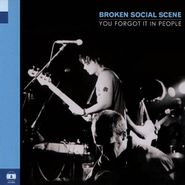 Broken Social Scene, You Forgot It In People (CD)