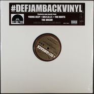 "Various Artists, #Defjamback [Clear Vinyl] (12"")"