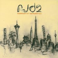 RJD2, Magnificent City Instrumentals (CD)