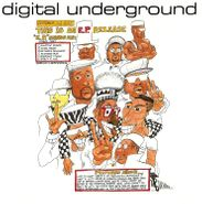 """Digital Underground, This Is An E.P. Release (12"""")"""