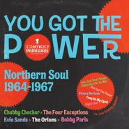 Various Artists, You Got The Power: Cameo Parkway Northern Soul 1964-1967 [Black Friday Blue Vinyl] (LP)