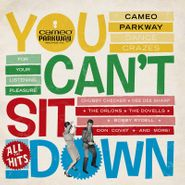 Various Artists, You Can't Sit Down: Cameo Parkway Dance Crazes 1958-1964 [Black Friday Yellow Vinyl] (LP)
