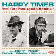 Various Artists, Happy Times: Songs Of Dan Penn & Spooner Oldham Vol. 2 (CD)