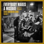 Various Artists, Everybody Makes A Mistake: Stax Southern Soul Vol. 2 (CD)
