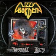 Lizzy Borden, Visual Lies [Silver Vinyl] (LP)