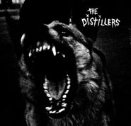The Distillers, The Distillers [Clear w/Green, Purple & Black Vinyl] (LP)
