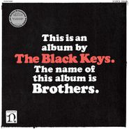 The Black Keys, Brothers [Deluxe Edition] (LP)