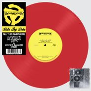 "Corey Taylor, All This And More (Side By Side) [Black Friday Neon Coral Vinyl] (12"")"