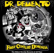 Various Artists, First Century Dementia: The Oldest Novelty Records Of All Time (LP)