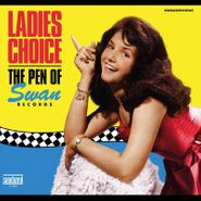 Various Artists, Ladies Choice: The Pen Of Swan Records [Record Store Day Blue Vinyl] (LP)