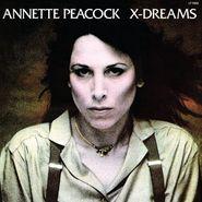 Annette Peacock, X-Dreams [Colored Vinyl] (LP)