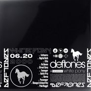 Deftones, White Pony [20th Anniversary Indie Exclusive Deluxe Edition] (LP)