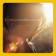 k.d. lang, Invincible Summer [Yellow Flame Vinyl] (LP)