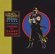 Danny Elfman, Dick Tracy [Score] [Blue Vinyl] (LP)