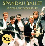 Spandau Ballet, 40 Years: The Greatest Hits (CD)