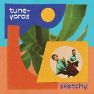 Tune-Yards, Sketchy. [Blue Vinyl] (LP)