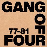 Gang Of Four, 77-81 [Box Set] (CD)