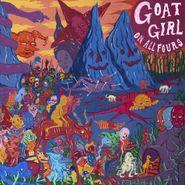 Goat Girl, On All Fours (CD)