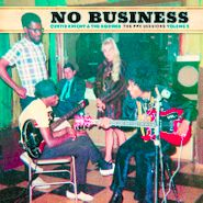 Curtis Knight, No Business: The PPX Sessions Vol. 2 [Black Friday Brown Vinyl] (LP)