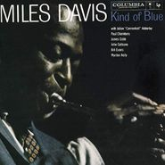 Miles Davis, Kind Of Blue [Clear Vinyl] (LP)