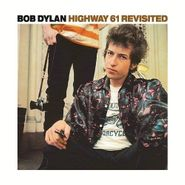 Bob Dylan, Highway 61 Revisited [Clear Vinyl] (LP)