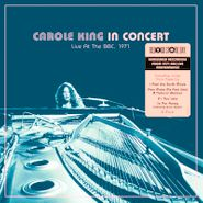 Carole King, In Concert: Live At The BBC. 1971 [Black Friday] (LP)