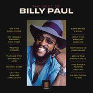 Billy Paul, The Best Of Billy Paul (LP)