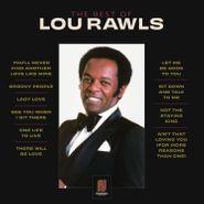 Lou Rawls, The Best Of Lou Rawls (LP)