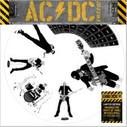"""AC/DC, Through The Mists Of Time / Witch's Spell [Record Store Day Picture Disc] (12"""")"""