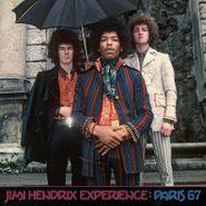 The Jimi Hendrix Experience, Paris 67 [Black Friday Red/Blue Vinyl] (LP)