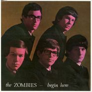 The Zombies Begin Here Mono Vinyl Lp Amoeba Music