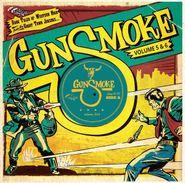 Various Artists, Gunsmoke Vol. 5 & 6: Dark Tales Of Western Noir From A Ghost Town Jukebox (CD)