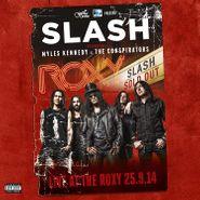 Slash, Live At The Roxy 25.9.14 [Gold Vinyl] (LP)