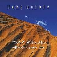 Deep Purple, Total Abandon: Australia '99 [Colored Vinyl] (LP)