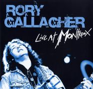 Rory Gallagher, Live At Montreux (LP)