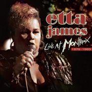 Etta James, Live At Montreux 1975-1993 [LP+CD] (LP)