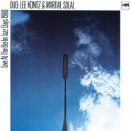 Lee Konitz, Live At The Berlin Jazz Days 1980 (CD)