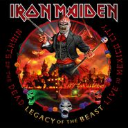 Iron Maiden, Nights Of The Dead, Legacy Of The Beast: Live In Mexico City (CD)