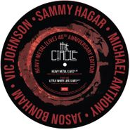 """Sammy Hagar & The Circle, Heavy Metal [Live] [Record Store Day Picture Disc] (12"""")"""