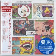 David Bowie, Images 1966-1967 [Japanese Import] (CD)